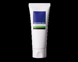 不要なものだけを取り去る洗顔フォーム。肌に負担をかけず、うるおいのある、なめらかな肌を保ちます。