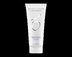 敏感肌にも使えるしっとりとした洗い心地のクリーム状洗顔料。