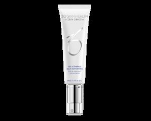 ピュアビタミンC10%配合。外的ダメージから肌を守り、キメの整った透明感のある肌へ。
